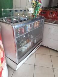 Freezer para bar