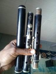 Flauta de ébano buffet crampon