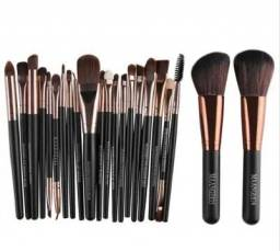 Pinceis de maquiagem 22 unidades maange