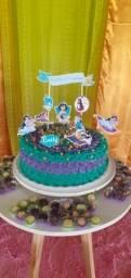 Faço topo de bolo (não vai o bolo *