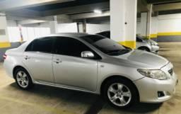 Corolla XEI completo gnv 5º geração - 2009