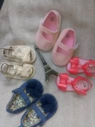 Calçados menina bb