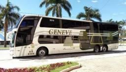 Ônibus marcopolo dd g6 2009/2010 volvo b420 - 2009