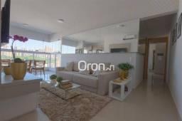 Apartamento com 2 dormitórios à venda, 70 m² por R$ 500.000,00 - Setor Bueno - Goiânia/GO