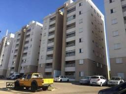 Apartamento com 2 dormitórios para alugar, 56 m² por R$ 1.200,00/mês - Jardim Santa Clara
