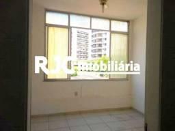 Apartamento à venda com 1 dormitórios em Praça da bandeira, Rio de janeiro cod:MBAP10791