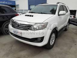 Toyota Hilux SW4 SRV AUTOMATICO 4X4 DIESEL