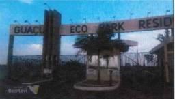 Terreno à venda, 369 m² por R$ 99.603,01 - Guaçu Eco Park - Mandaguaçu/PR