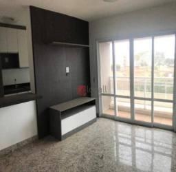 Apartamento com 1 dormitório para alugar, 45 m² por R$ 1.400,00/mês - Jardim Ouro Verde -
