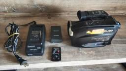 Filmadora Panasonic Wide Lens X14 Power Zoom NV-RJ27PN
