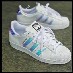 Tênis Adidas só $99 reais OFERTA