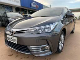 Toyota corolla gli upper 1.8 flex at 17-18 - 2018