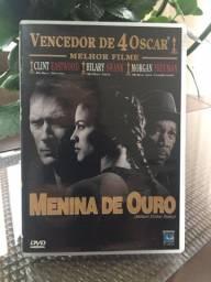 Menina de Ouro - DVD original do filme