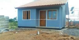Casa com Terreno em Nova Santa Rita, com 2 dormitórios. Cód. 49913