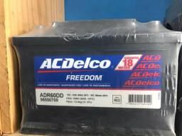 Acdelco 60ah 18 meses de garantia 299,00