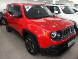 Jeep renegade sport 1.8 flex automatica - 2016