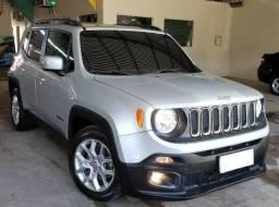 Lindão! Pouco Rodado , apensa 17 mil km Jeep Renegade , aqui na Brasil Multimarcas - 2016