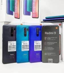 Redmi 9 64GB/4GB Versão Global Original Lacrado
