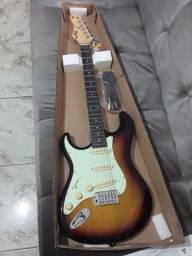 Guitarra Tagima Stratocaster Canhota