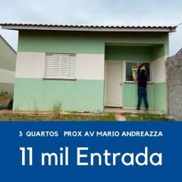 Casa 3 Quartos 11 Mil Entrada M Andreazza