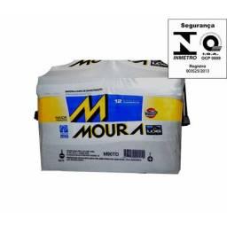 Bateria Para Hyundai Hr Moura 90ah Kia Bongo Selada Com Nf
