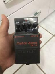 Pedal Boss Metal Zone