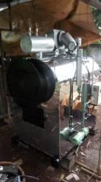 Caldeira ATA 650kg/h