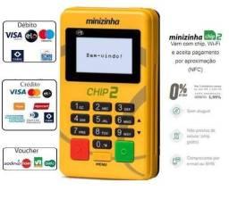 Promoção máquina de cartão