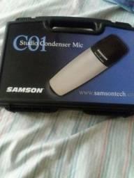 Samsom C01 - Studio Condenser Mic