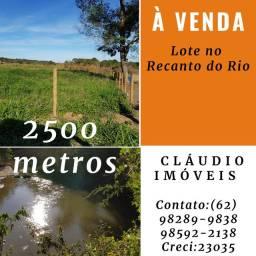LOTE NO CONDOMÍNIO RECANTO DO RIO (Trindade)