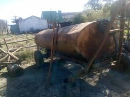 Vendo tanque /cisterna 6.500 litros