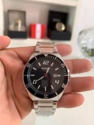 Relógio Magnum zerado garantia