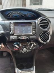 Toyota etios platinum sedan