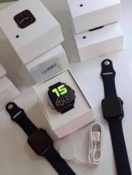 Relógio Smartwatch W46 Tela infinita + Película de Brinde