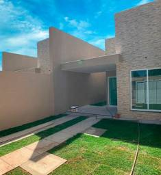 Casa plana no Eusébio R$ 160.000,00 (2 Quartos)