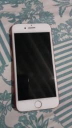 iPhone 7, 128 gigas red caixa muito conservado.