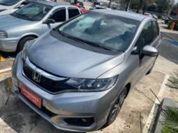 Honda Fit EXL 1.5 Automático !!! somente 27 mil km Impecável !! Oferta do dia