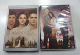 DVD Duplo Amanhecer Parte 1 Edição Limitada