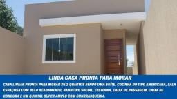 Casa 1ª locação no balneário de São Pedro