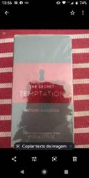 Perfume The secret Temptation. Marca Antônio Banderas. Novo Lacrado com 50 ml