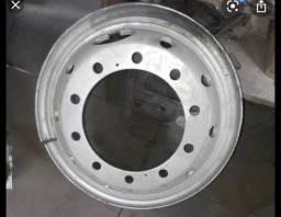 Rodas de ferro para pneu com câmera