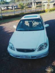 Civic 1997 EX com Teto