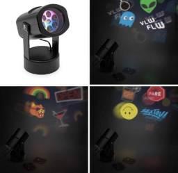 Luminária Imaginarium, com filtros