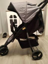Kit Bebê: Carrinho + Bebê conforto + Acessórios