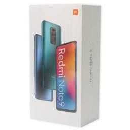 Xiaomi Redmi Note 9 128GB Novo Lacrado