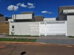 Universitário Casa Nova com Piso Porcelanato Excelente localização