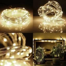 Fio de fada - luz de led