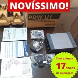 Sony Xdcam Pdw-u1 *17h De Uso* Novíssimo