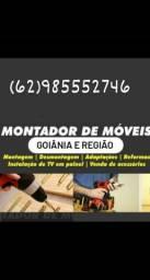 Montador de moveis (00120 montagem