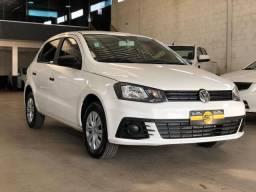 Volkswagen Gol 1.6 MSI Trendline 2017 Ent R$ 4.900 + parcelas